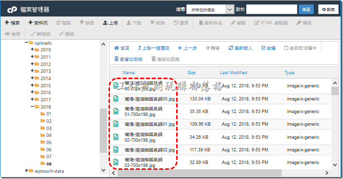 WordPress_filename_No_Chinese